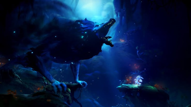 Microsoft Reveals Trailer For Ori And The Will Of Wisps