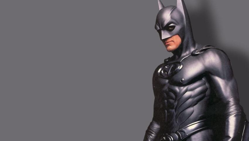 Batman costume armour classic (1)