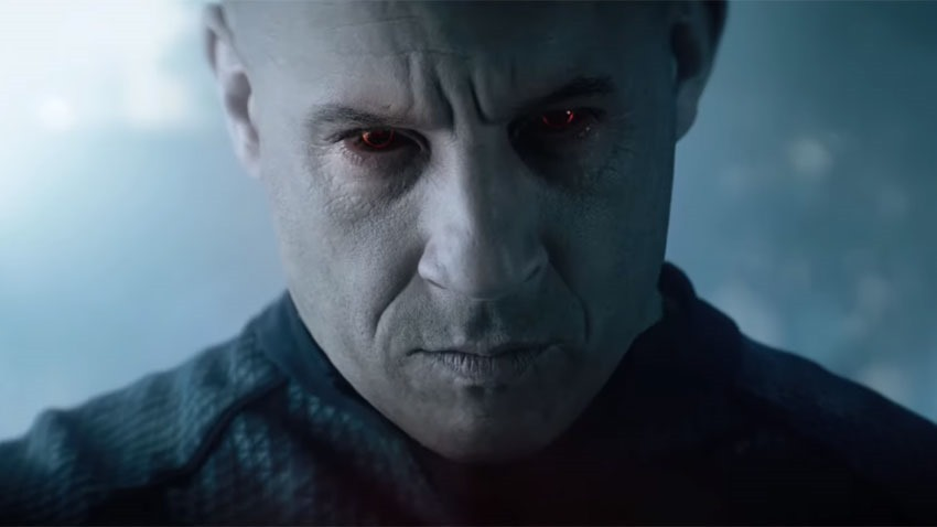 New Bloodshot Trailer Starring Vin Diesel Is Action-Packed