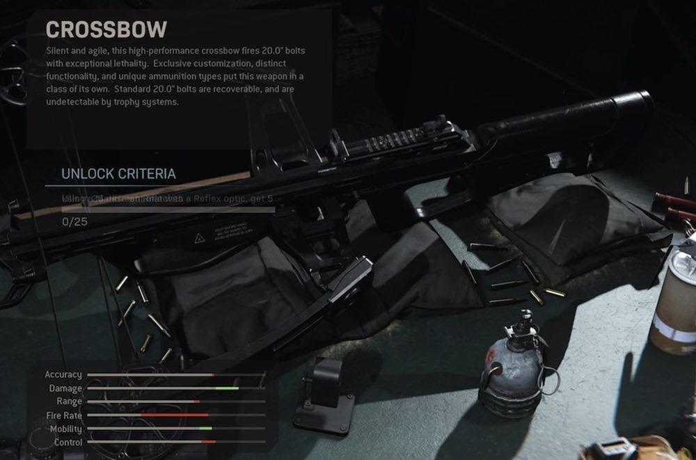 Modern-Warfare-Crossbow-Unlock
