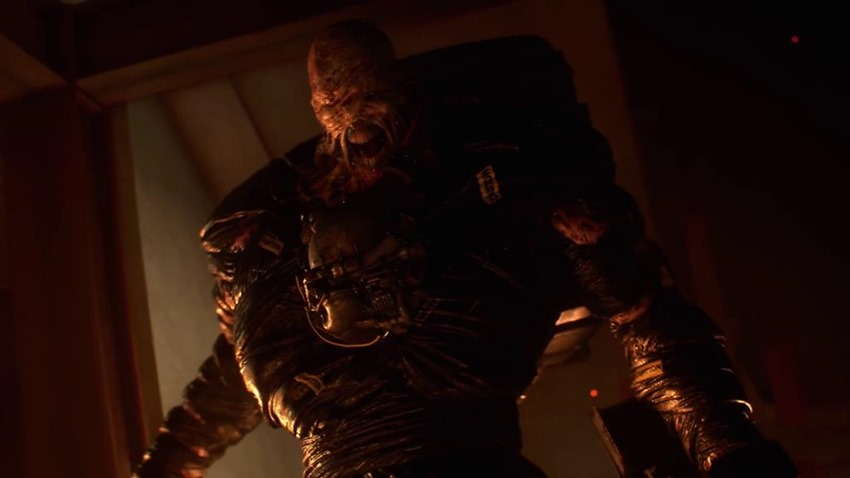 Nemesis Is Virtually Impossible To Defeat In Resident Evil