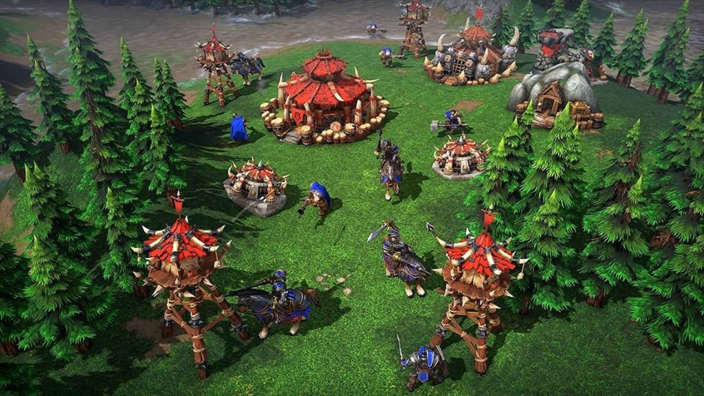 Warcraft 3 Reforged Is A Bigger Mess Than Google Stadia