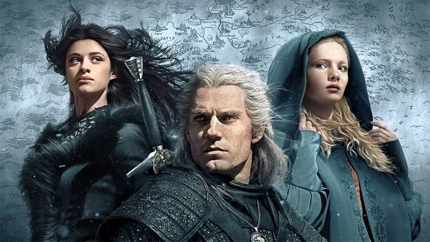 Netflix Is Making a 'Witcher' Anime