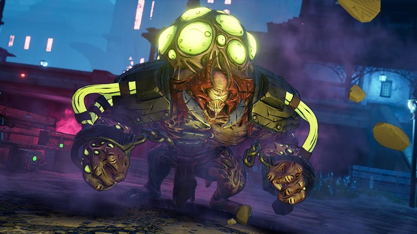 Borderlands 3 Guns Love and Tentacles Screen 1