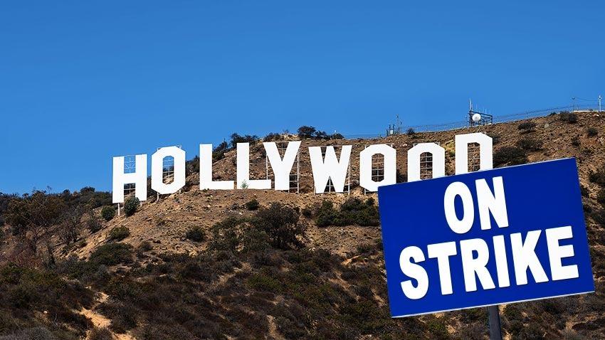 Hollywood-Strike