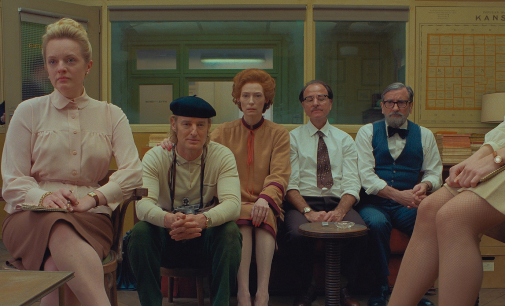 Watch the masterful trailer for Wes Anderson's The French Dispatch