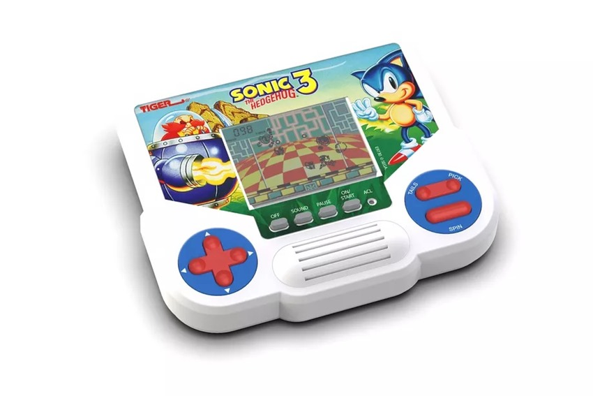 Hasbro is reviving Tiger Electronics, the LCD handheld games from yesteryear - Critical Hit