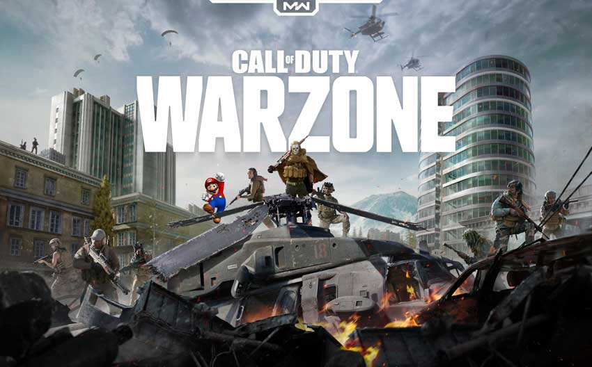 More Call of Duty: Modern Warfare leaks confirm battle royale Warzone details