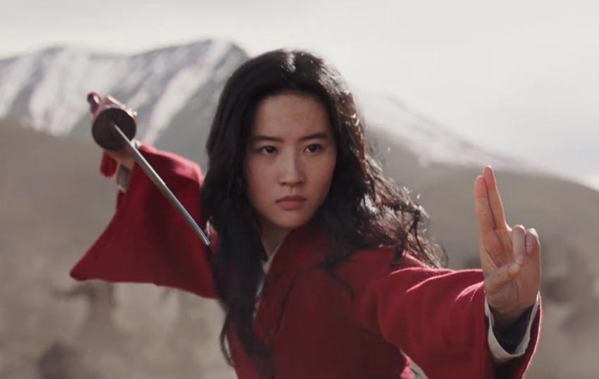 Disney bosses axed 'Mulan' general over #MeToo fears