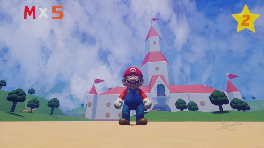 Sorry gang, but Sony really doesn't want you remaking Mario levels in Dreams - Critical Hit