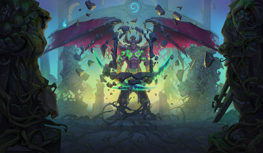 Hearthstone was not prepared for the Demon Hunter, nerfs already inbound - Critical Hit