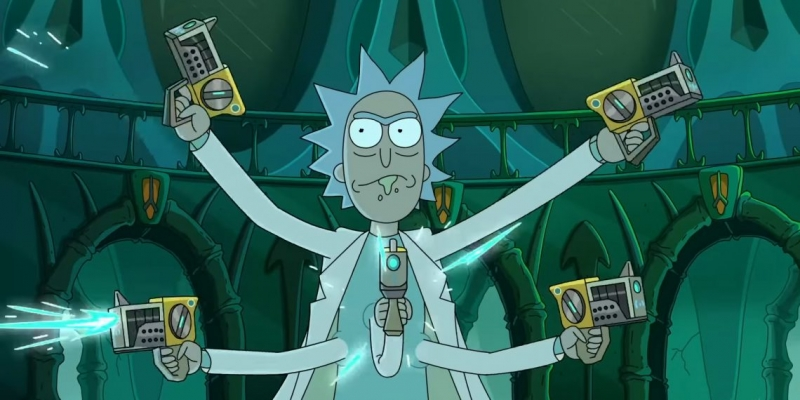 Rick And Morty Season 4 Returns On May 3rd