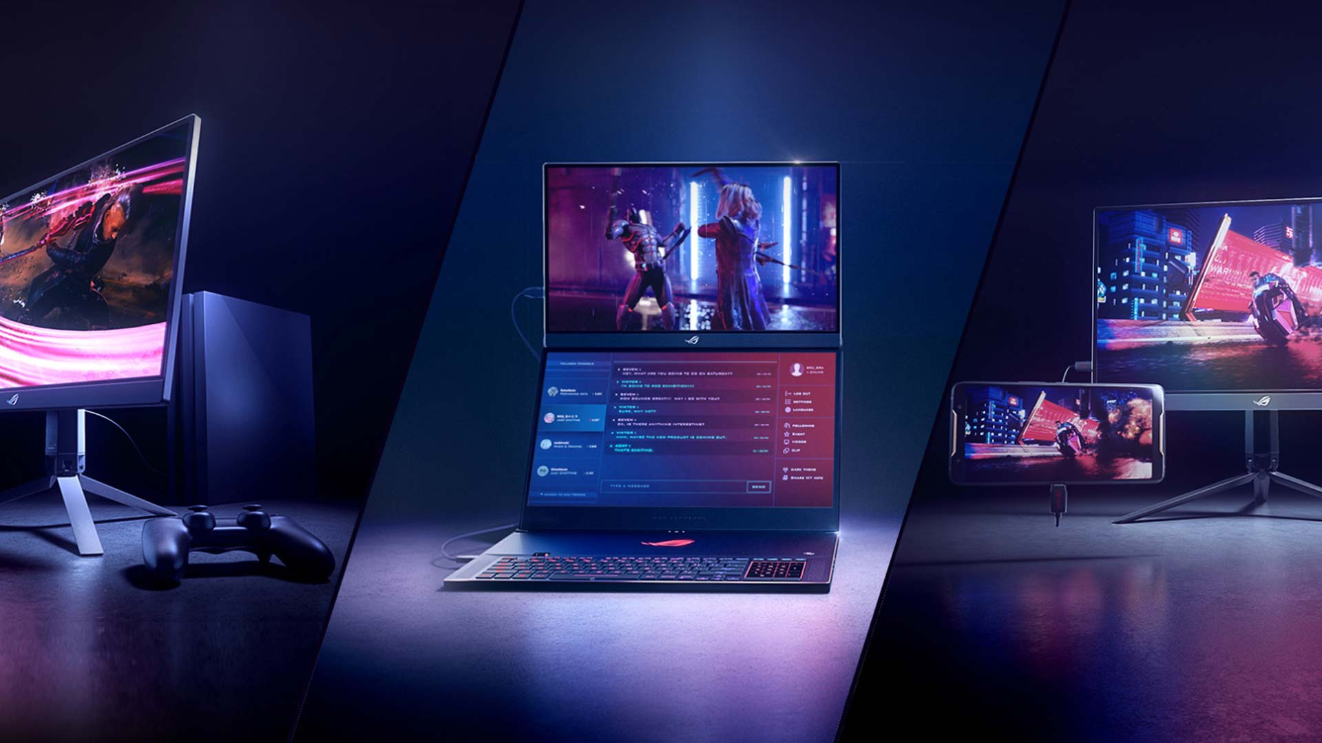 Asus ROG Strix XG17AHP Review - Screen queen on the streets and under the sheets 10