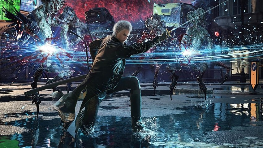 Devil May Cry 5 Special Edition Review – Dante's Inferno 13