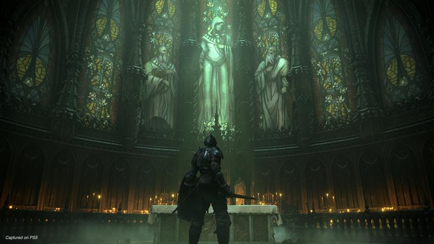 Demon's Souls Review – You won't be led Astrea 12