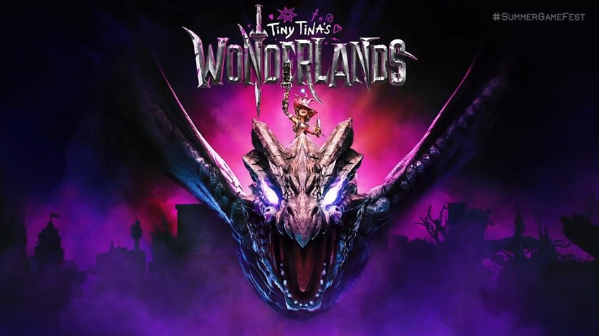 Roll for initiative sucka! Tiny Tina's Wonderlands is real, coming 2022 - Critical Hit