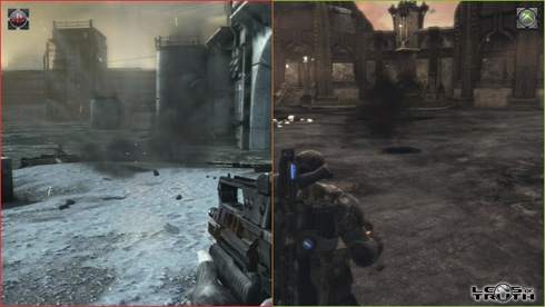 Killzone 2 vs Gears of War 2