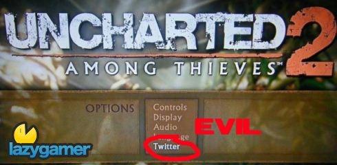 EvilTwitterUncharted