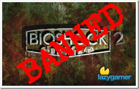 Bioshock2Banned