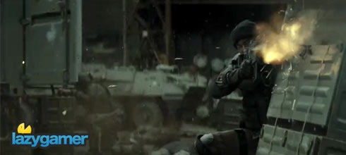 Ghost Recon Alpha Live Action Teaser Released