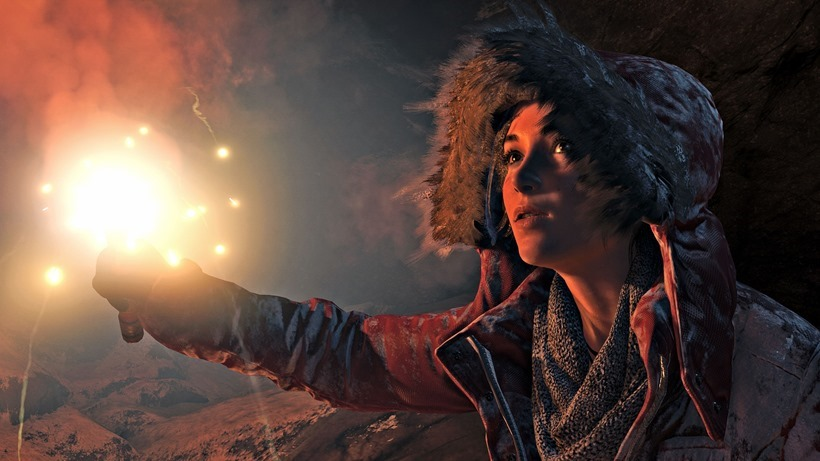 Rise of the Tomb Raider Xbox 360 comparisons