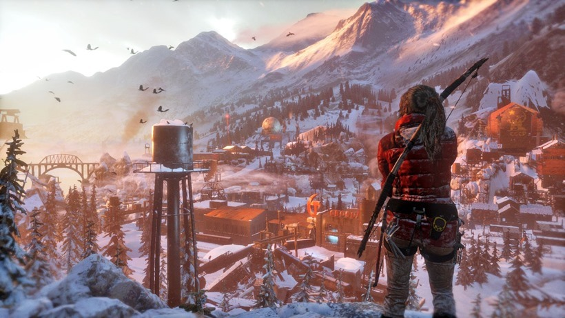 Rise of the Tomb Raider is around 20 hours long