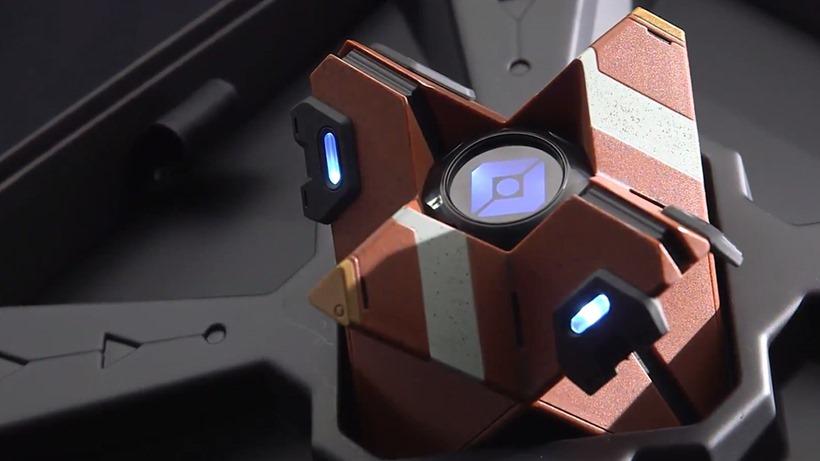 Dinklebot vs Nolan North Destiny Ghost