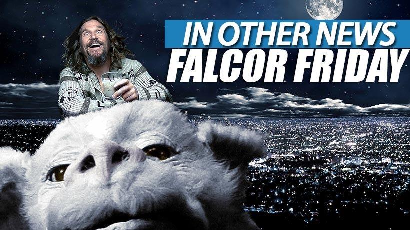 Falcor-Friday