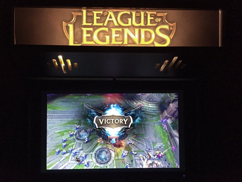 League of Legends arcade (7)