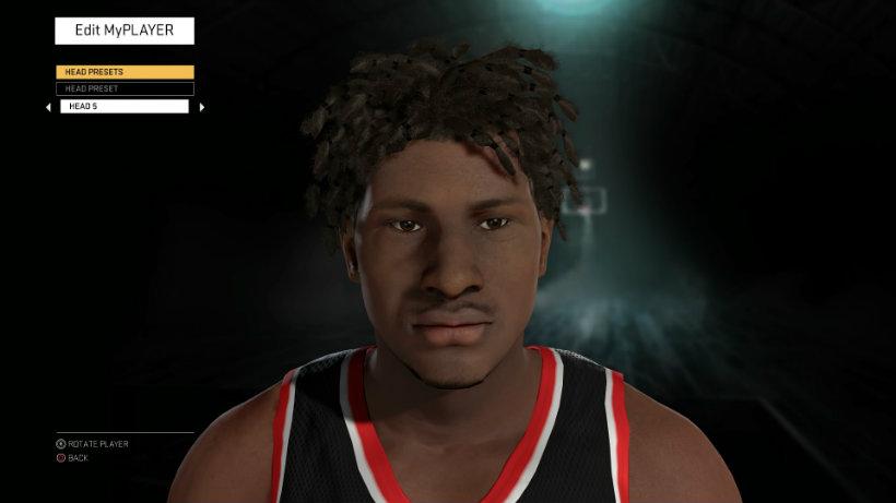 NBA 2k16 customize 2