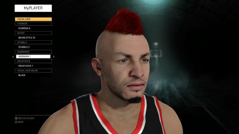 NBA 2k16 my player