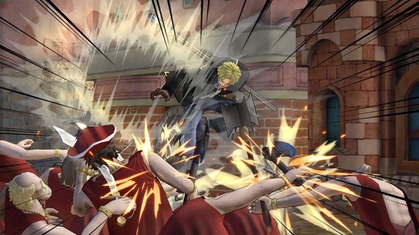 One Piece Pirate Warriors 3 (1)