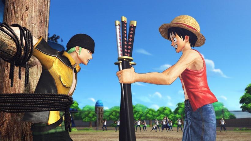 One Piece Pirate Warriors 3 (4)