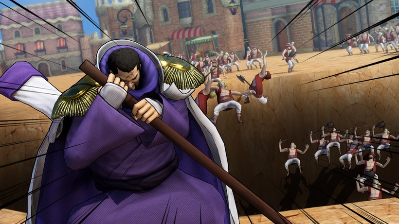 One Piece Pirate Warriors 3 (6)
