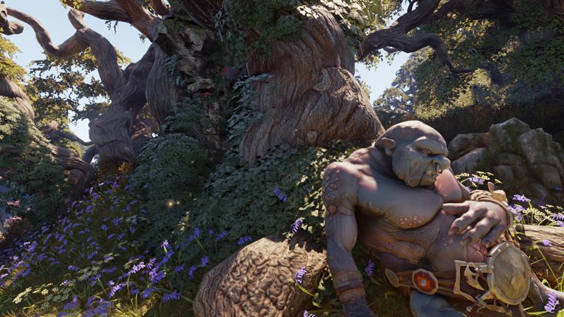 Fable Legends DirectX 12 Benchamrk feature