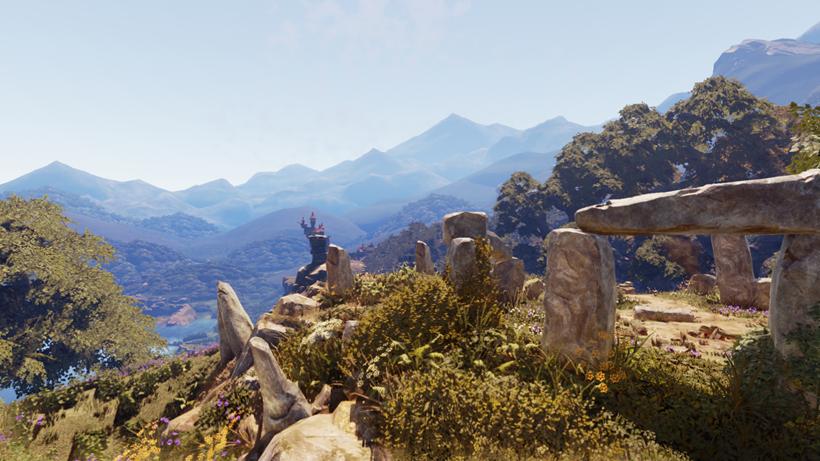 Fable Legends DirectX 12 Benchamrk 1