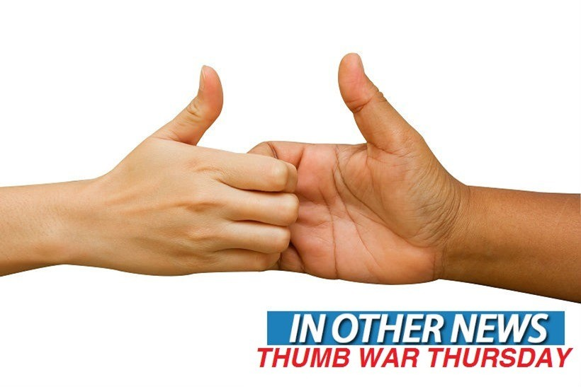 Thumb War Thursday ION