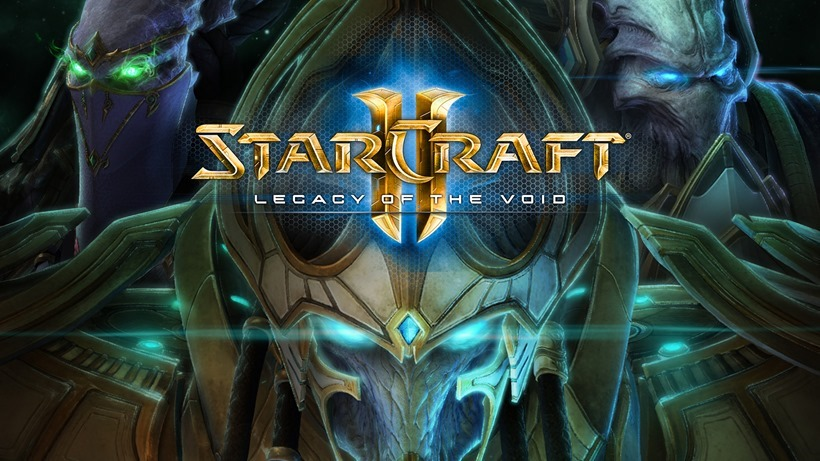 Legacy of the Void release date