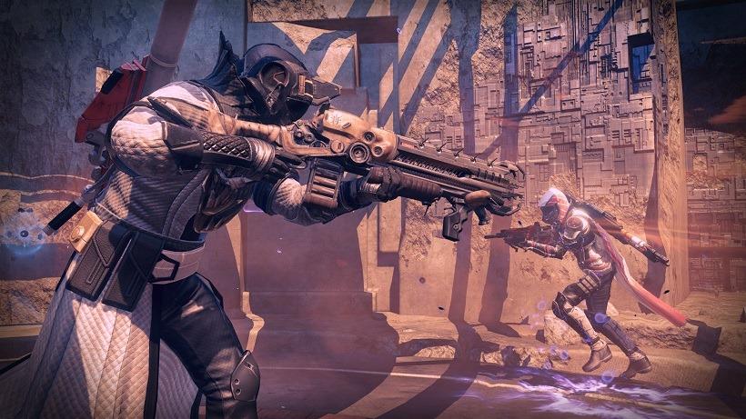 destiny weapons 2