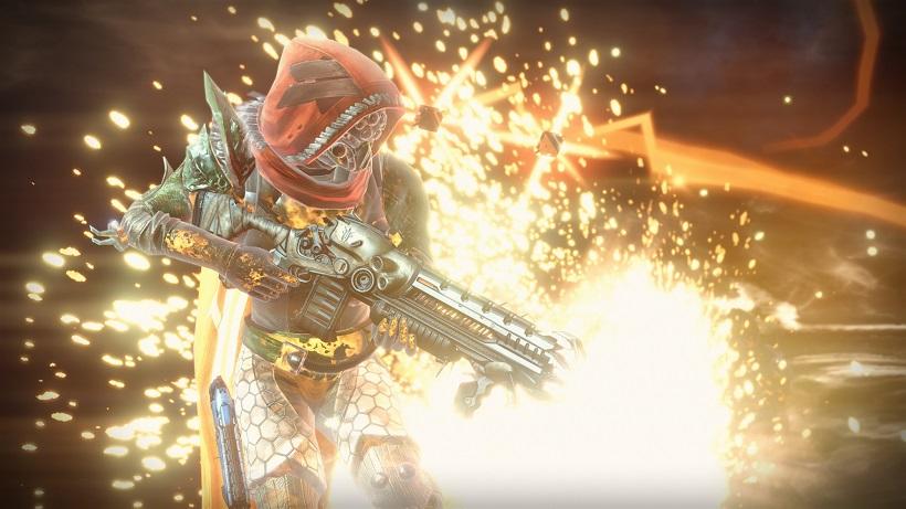 destiny weapons