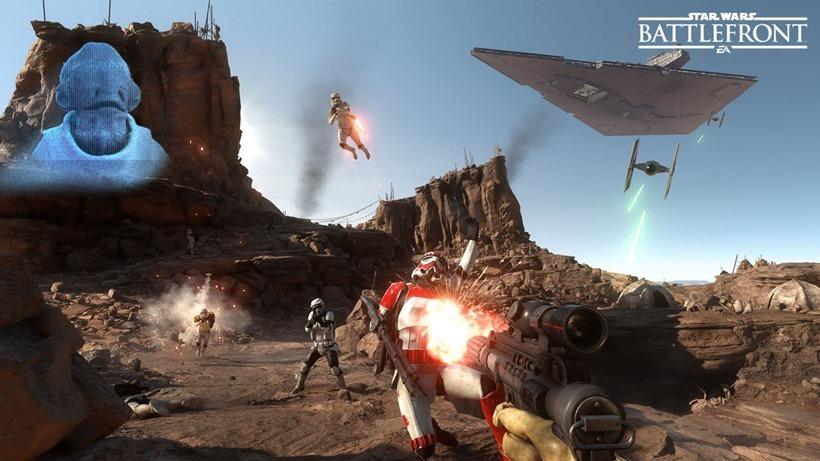 Star Wars battlefront beta dates revealed