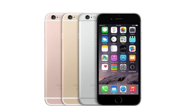 Apple reveal iPhone 6S and 6S Plus