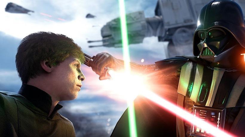 Star Wars Battlefront Hero System