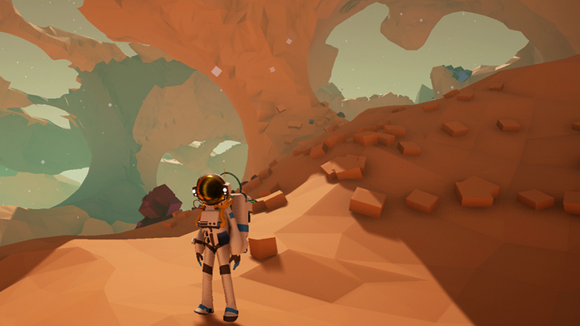 You need to look at The Astroneer