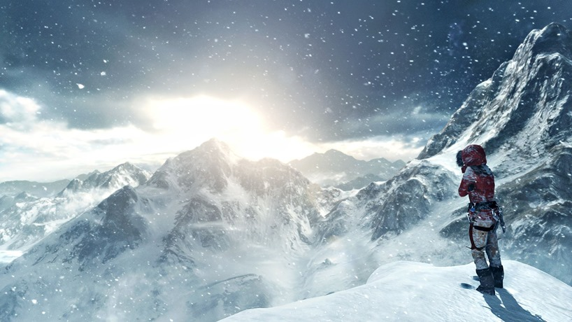 First 30 minutes of Rise of the Tomb Raider