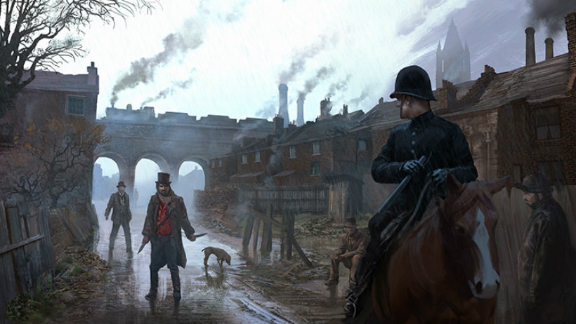 What It Means To Take Over London In Assassin S Creed Syndicate