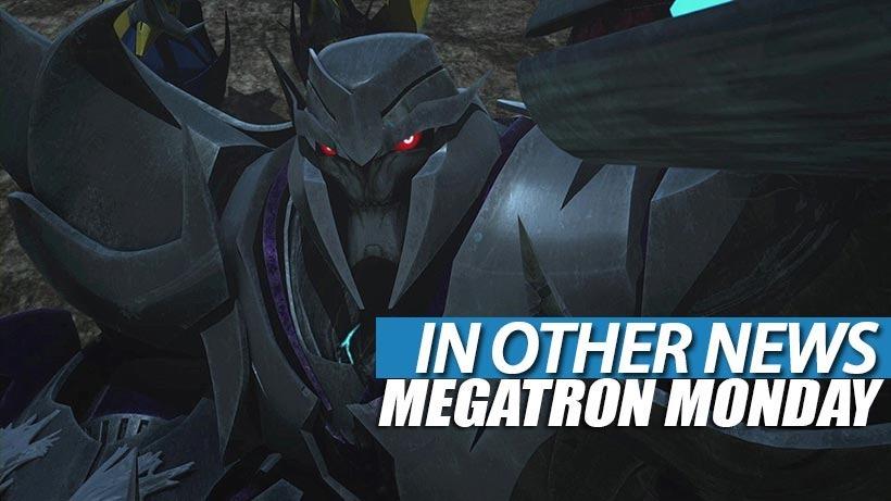 Megatron-monday