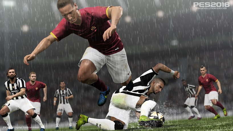 Pro Evolution Soccer Review 2016 2