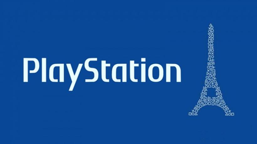Sony PS4 Paris