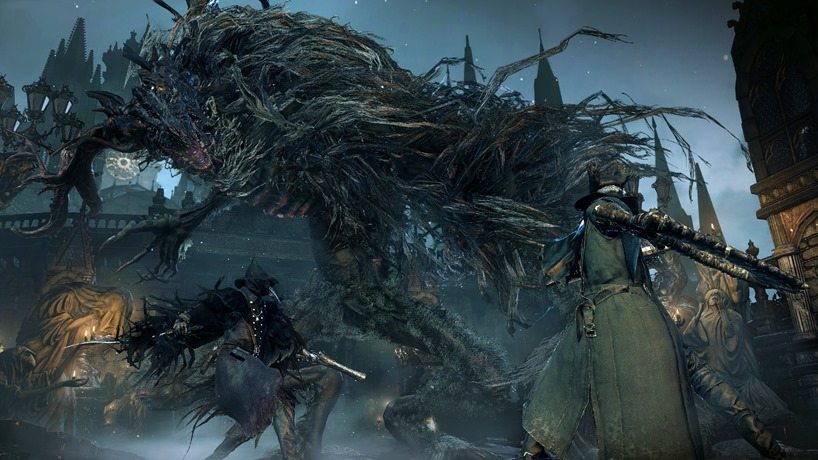 Bloodborne is getting a GOTY Edition